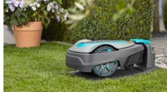 Gardena Sileno City robotfűnyíró