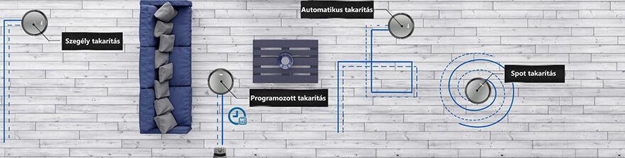 ILIFE A4S robotporszívó
