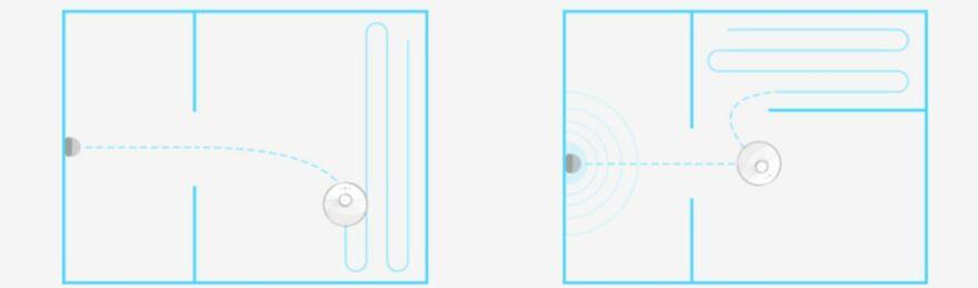 Xiaomi robotporszívó